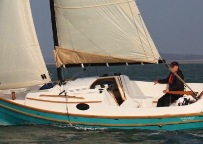 Swallow Boats BayCruiser 23