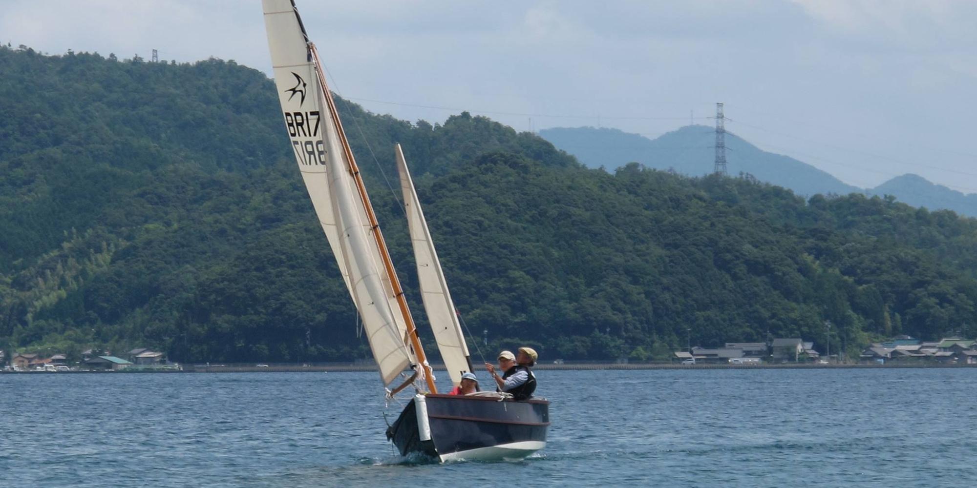 Swallow Boats Bay Raider 20